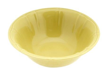 Σαλατιέρα Κεραμική 23cm Κίτρινη home   ειδη σερβιρισματος   σαλατιέρες