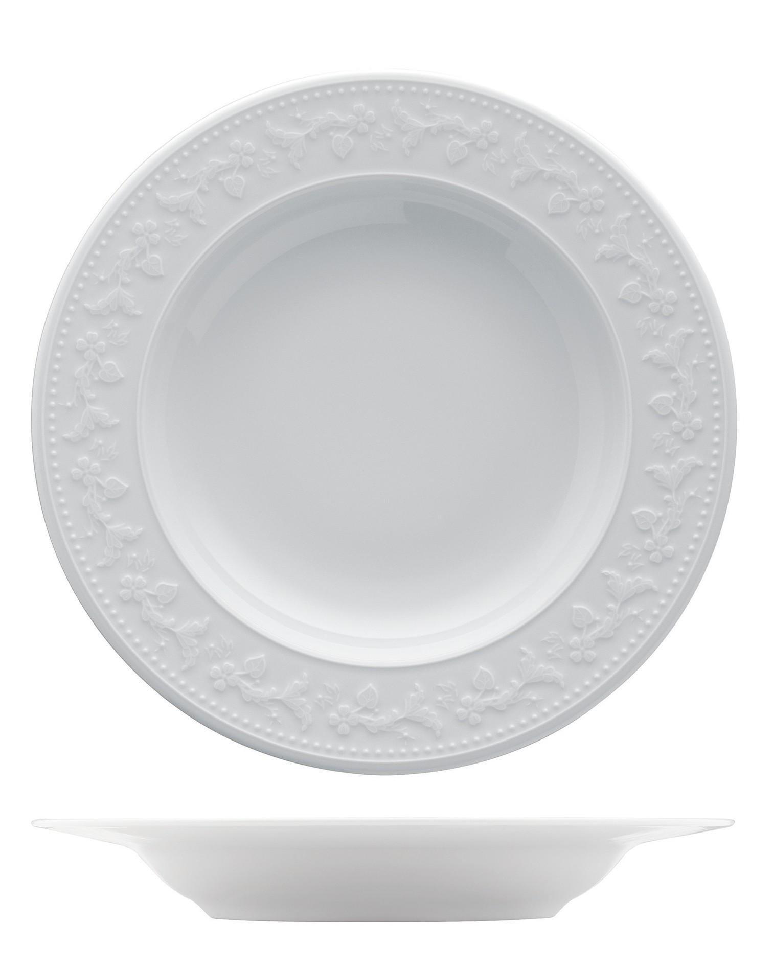πιάτο βαθύ ionia 22cm δήμητρα home   ειδη σερβιρισματος   πιάτα