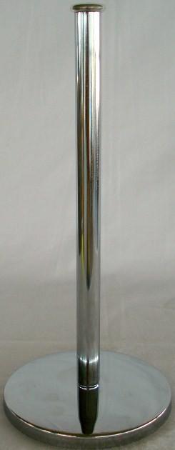 βάση για χαρτί κουζινας inox 14cm x 32cm home   αξεσουαρ κουζινας   θήκες χαρτί κουζίνας