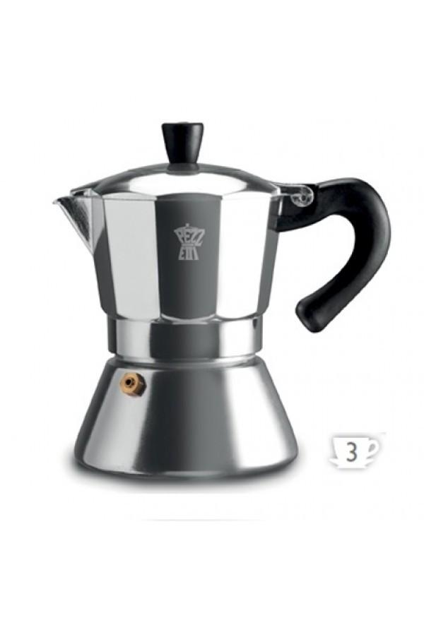 Καφετιέρα Για Espresso 3 Φλυτζάνια Pezzetti home   ειδη cafe τσαϊ   espresso machines