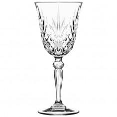 Ποτήρι νερού Κρυστάλλινο Rcr 270ml Σετ 6 Τμχ Melodia