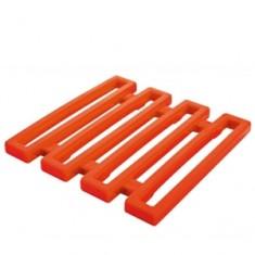 Σουπλά Μελαμίνης Zak Designs πορτοκαλί 15cm Meeme