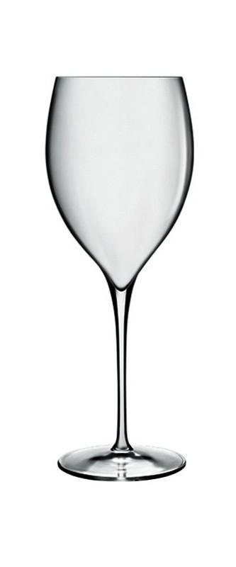 Ποτήρι Κρασιού Κρυστάλλινο Luigi Bormioli 590ml Σετ 6 Τμχ Magnifico home   ειδη σερβιρισματος   ποτήρια