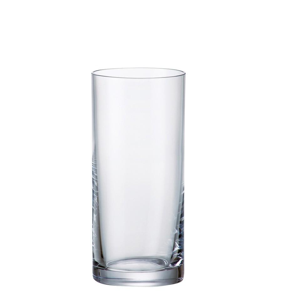 Ποτήρι Νερού - Αναψυκτικού Κρυστάλλινο Bohemia 350ml Σετ 6 Τμχ Kleopatra home   ειδη σερβιρισματος   ποτήρια
