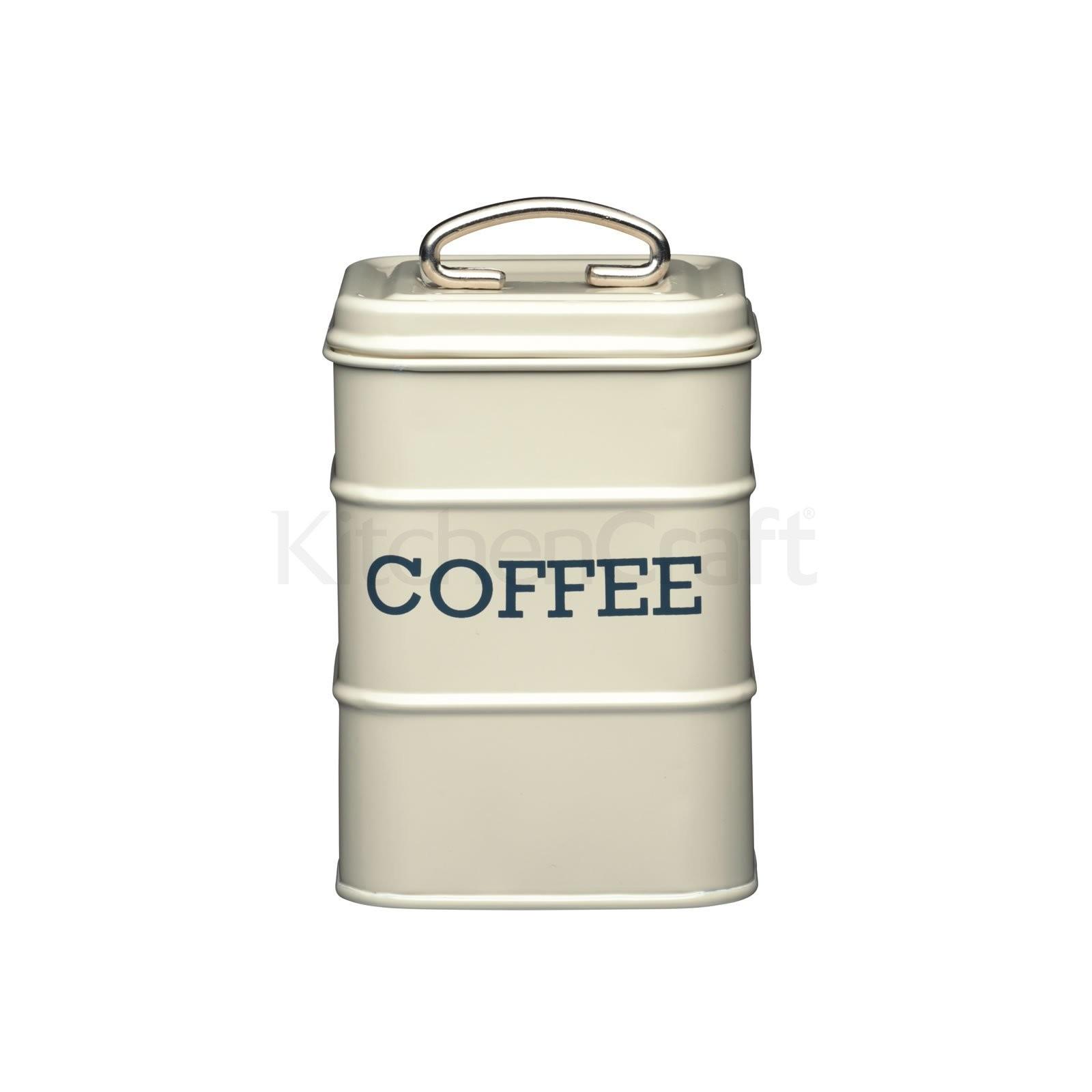 Δοχείο Kitchencraft Μεταλλικό coffe Living Nostalgia home   ειδη cafe τσαϊ   δοχεία καφε   ζάχαρης