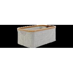 κουτί αποθήκευσης υφασμάτινο Barnabe Habitat