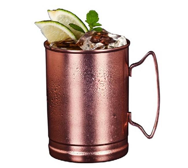 κούπα χάλκινη mule cup 41,4cl Libbey home   ειδη σερβιρισματος   ποτήρια