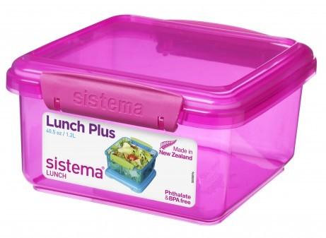 Δοχείο Τροφίμων Sistema φούξια BPA Free 1.2lit home   αξεσουαρ κουζινας   δοχεία τροφίμων   βάζα αποθήκευσης