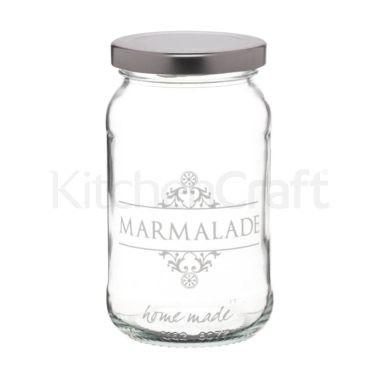 Βάζο γυάλινο kitchencraft marmalade home   ζαχαροπλαστικη