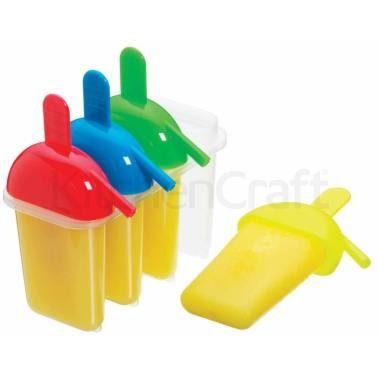 φόρμα - θήκη για παγωτό kitchencraft σετ 4 τεμάχια. home   ζαχαροπλαστικη   φόρμες ζαχαροπλαστικής
