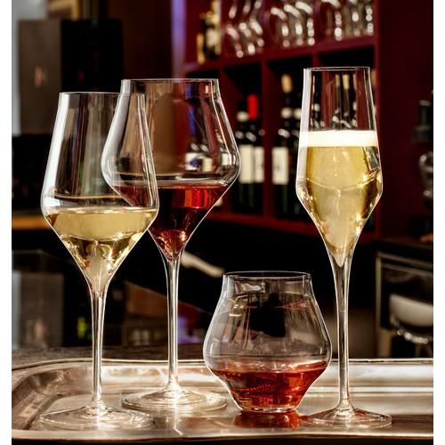 Ποτήρι Κρασιού Κρυστάλλινο Luigi Bormioli 350ml Σετ 6 Τμχ Supremo home   ειδη σερβιρισματος   ποτήρια