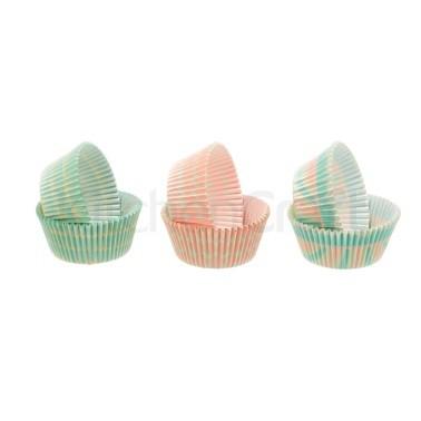 θήκες για cup cake μωρό 7cm kitchencraft. home   ζαχαροπλαστικη   εργαλεία ζαχαροπλαστικής