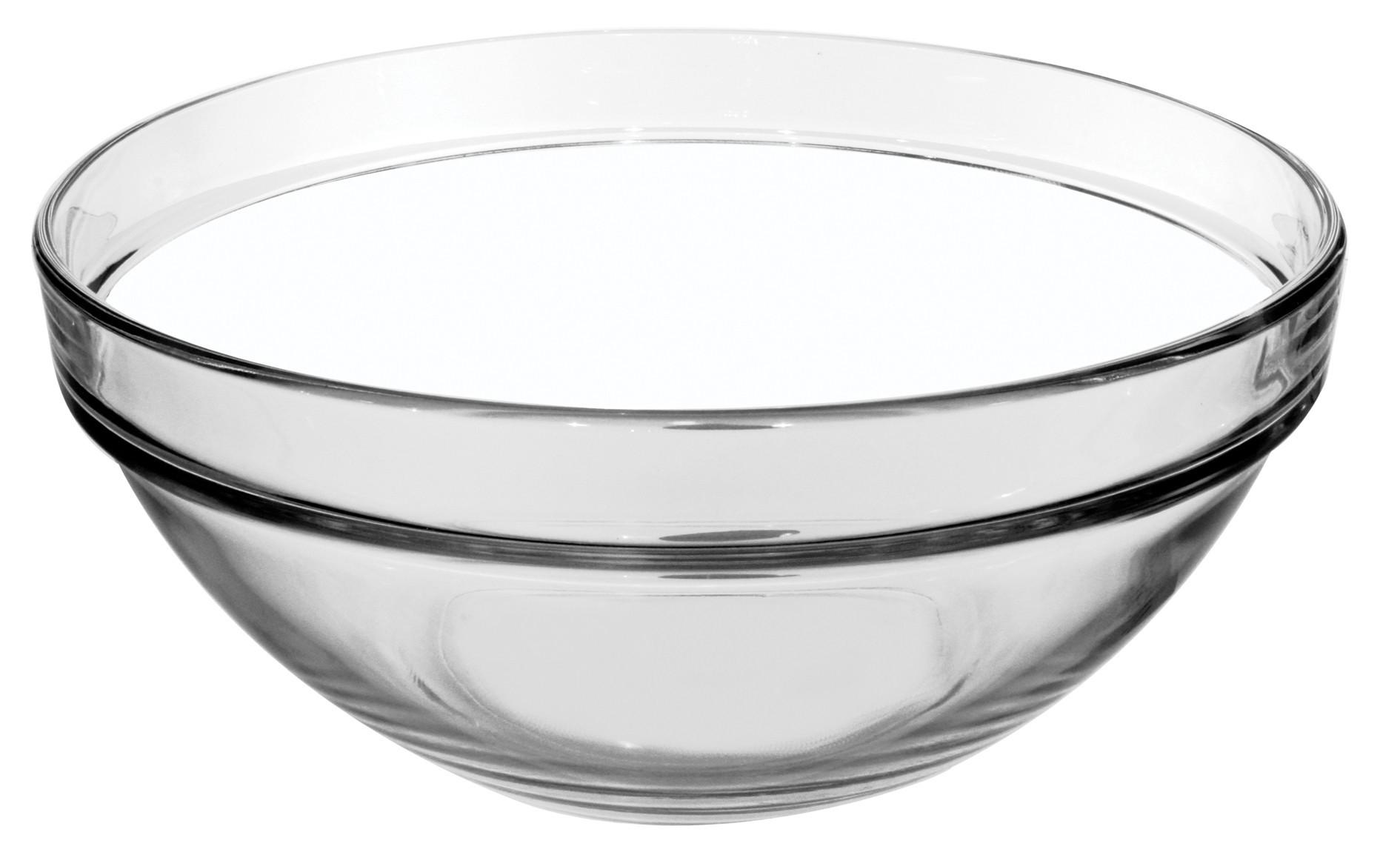 μπωλ γυάλινο pasabahse σερβιρίσματος - ανάμιξης chef 23cm home   ειδη σερβιρισματος   μπολ   σαλατιέρες