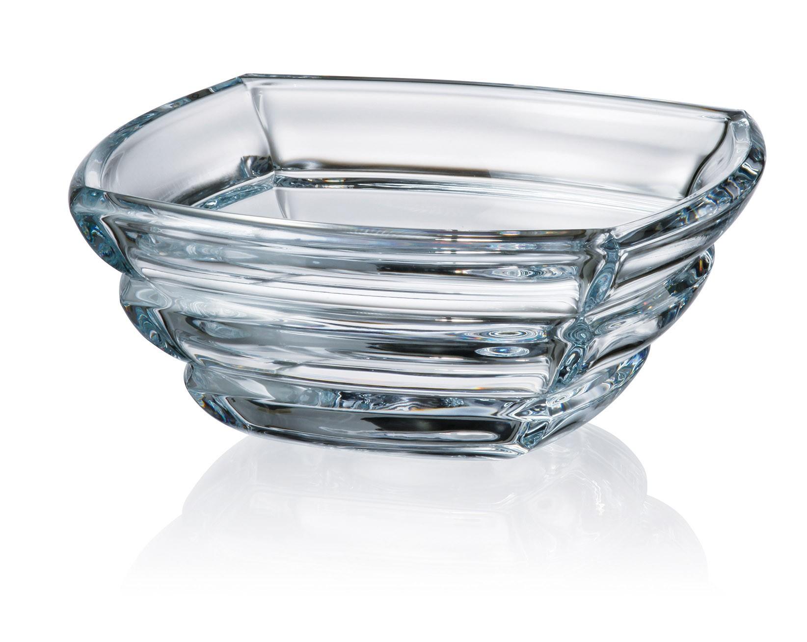 κουπ segment bohemia κρυστάλλινο 32cm home   κρυσταλλα  διακοσμηση   κρύσταλλα   κουπ