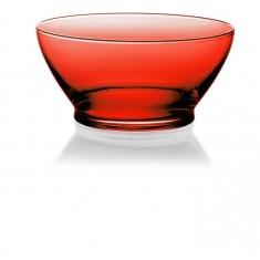 μπωλ nadia ego 25 cm κοκκινο