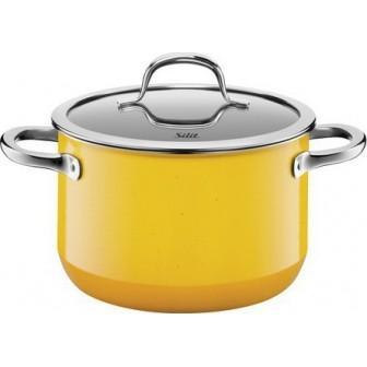 Χύτρα Silit 20cm passion yellow