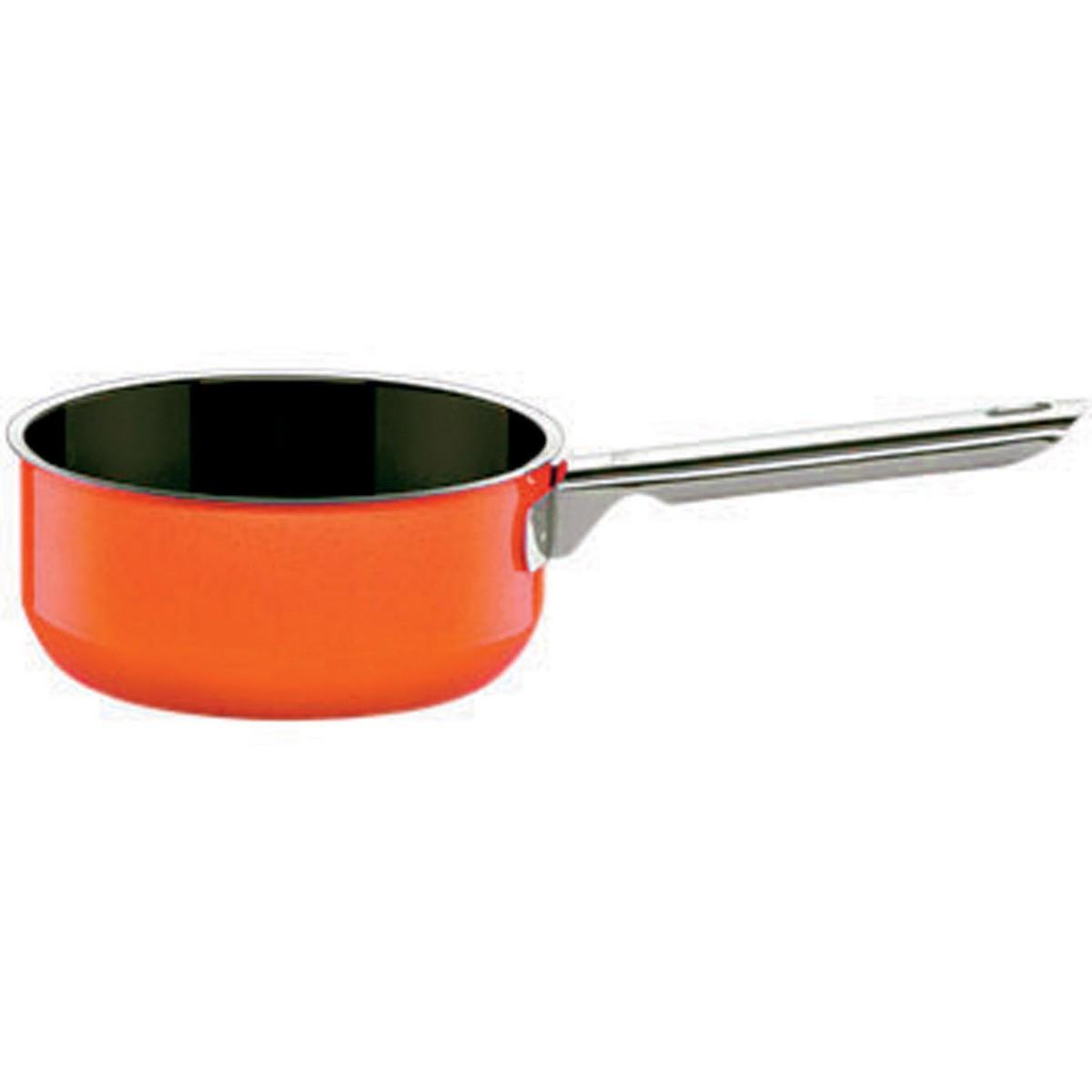 Κατσαρολάκι Silit Γάλακτος Passion Orange 16cm home   σκευη μαγειρικης   κατσαρόλες χύτρες