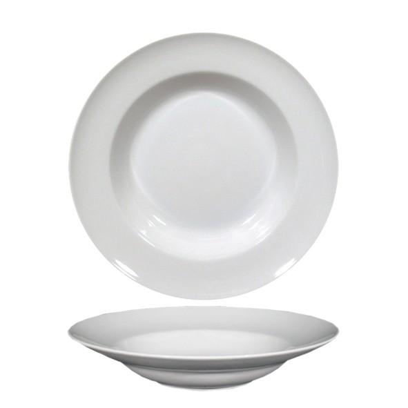 πιάτο βαθύ gural πορσελάνης reno 26cm home   ειδη σερβιρισματος   πιάτα