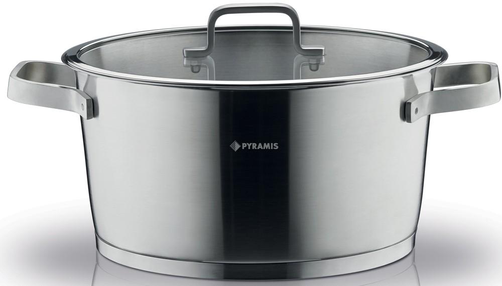 Χύτρα Pure Line 24cm Pyramis home   σκευη μαγειρικης   κατσαρόλες χύτρες