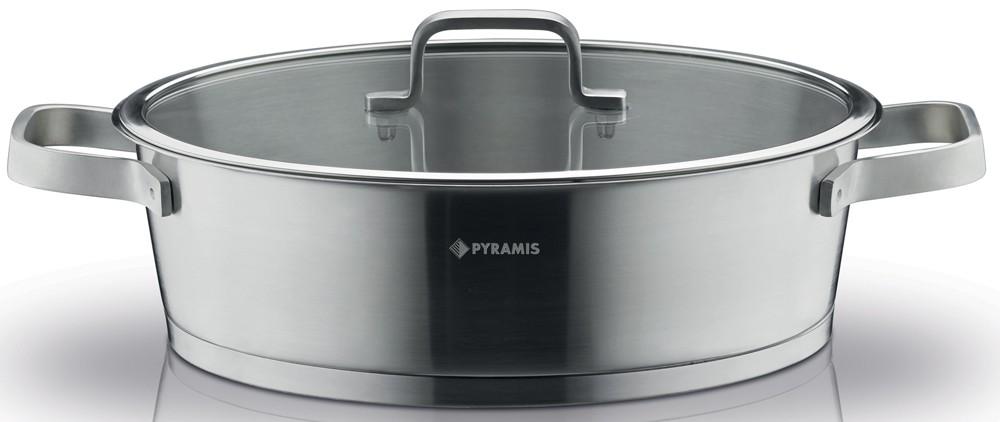 Σοτέζα Pure Line 26cm Pyramis home   σκευη μαγειρικης   κατσαρόλες χύτρες