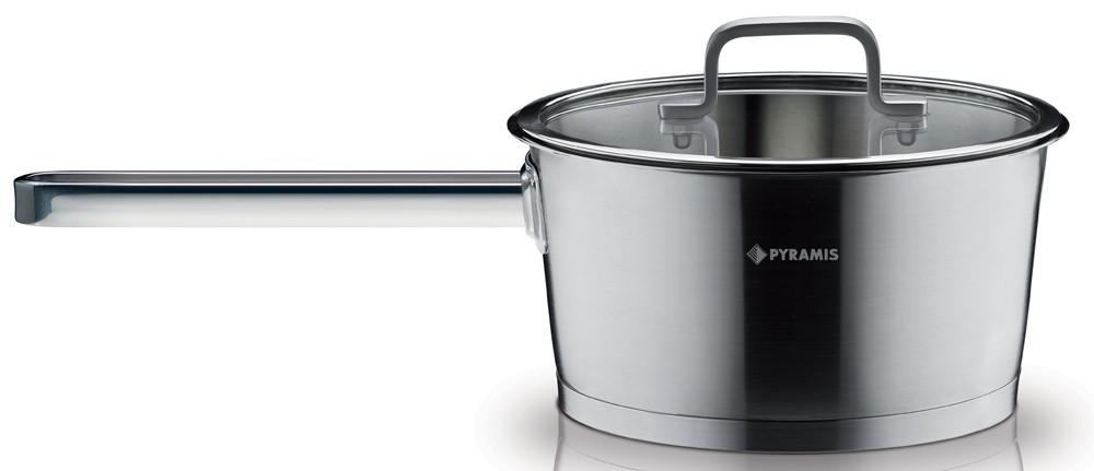 Γαλατιέρα Pure Line 18cm Pyramis home   σκευη μαγειρικης   κατσαρόλες χύτρες