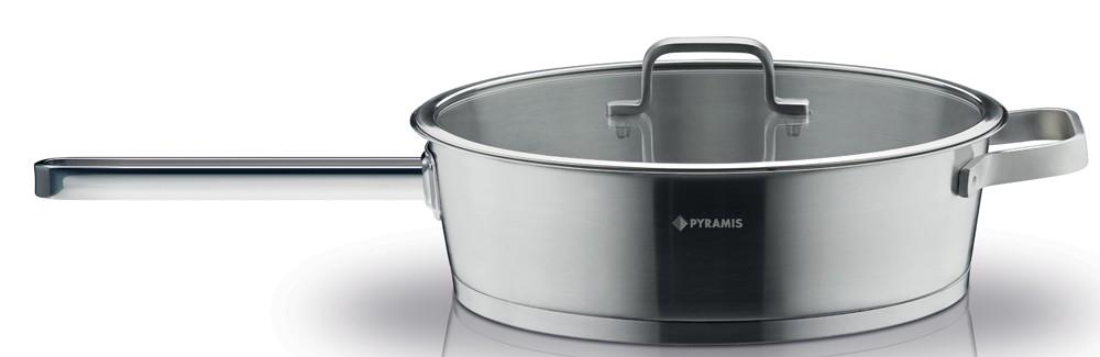Τηγάνι Pure Line 28cm Pyramis home   σκευη μαγειρικης   τηγάνια