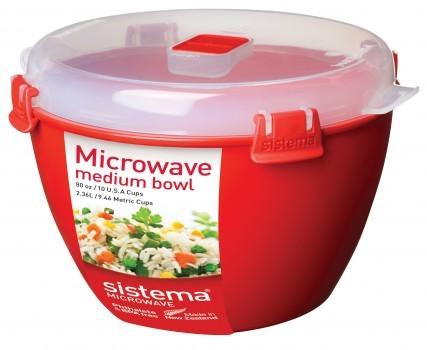 σκεύος ανάμιξης για φούρνο μικροκυμάτων bpa free 2.37lL sitema home   σκευη μαγειρικης   ειδικά σκεύη