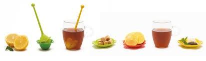 Αυγό τσαγιού και αναδευτήρας zak designs hot pop home   εργαλεια κουζινας   σουρωτήρια