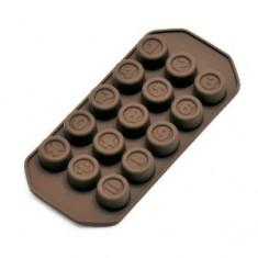 φόρμα σιλικόνης kaiser για σοκολατάκια