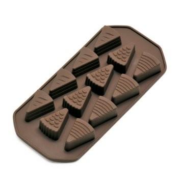 Φόρμα σιλικόνης kaiser για σοκολατάκια home   ζαχαροπλαστικη   φόρμες σιλικόνης