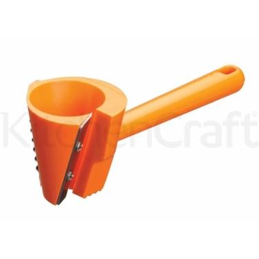 Κόφτης-σχεδιαστής καρότου 3 σε 1 kitchencraft home   εργαλεια κουζινας   έξυπνα εργαλεία