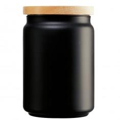 Δοχείο Καφέ-Ζάχαρη Script Μαύρο Luminarc