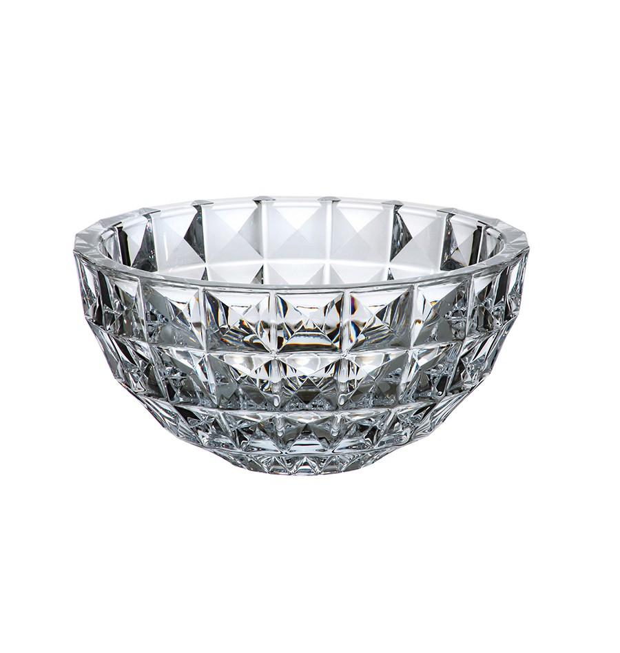 κουπ κρυστάλλινο Bohemia diamond 28cm home   κρυσταλλα  διακοσμηση   κρύσταλλα   κουπ