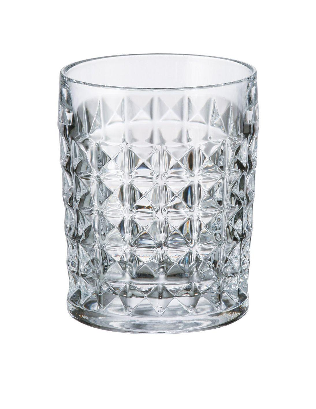 ποτήρι ουίσκι κρυστάλλινο Diamond σετ 6τμχ.Bohemia home   ειδη σερβιρισματος   ποτήρια