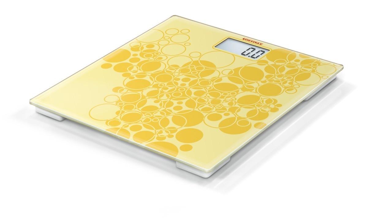 ζυγαριά μπάνιου soehnle pino 180kg. κίτρινη limited edition colour home   ειδη μπανιου   ζυγαριές σώματος