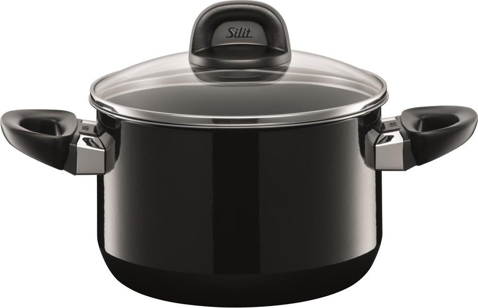 Χύτρα Silit 24cm Modesto Black home   σκευη μαγειρικης   κατσαρόλες χύτρες
