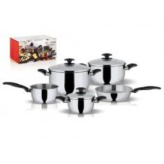 σετ μαγειρικών σκευών pyramis gourmet 5 τεμάχια
