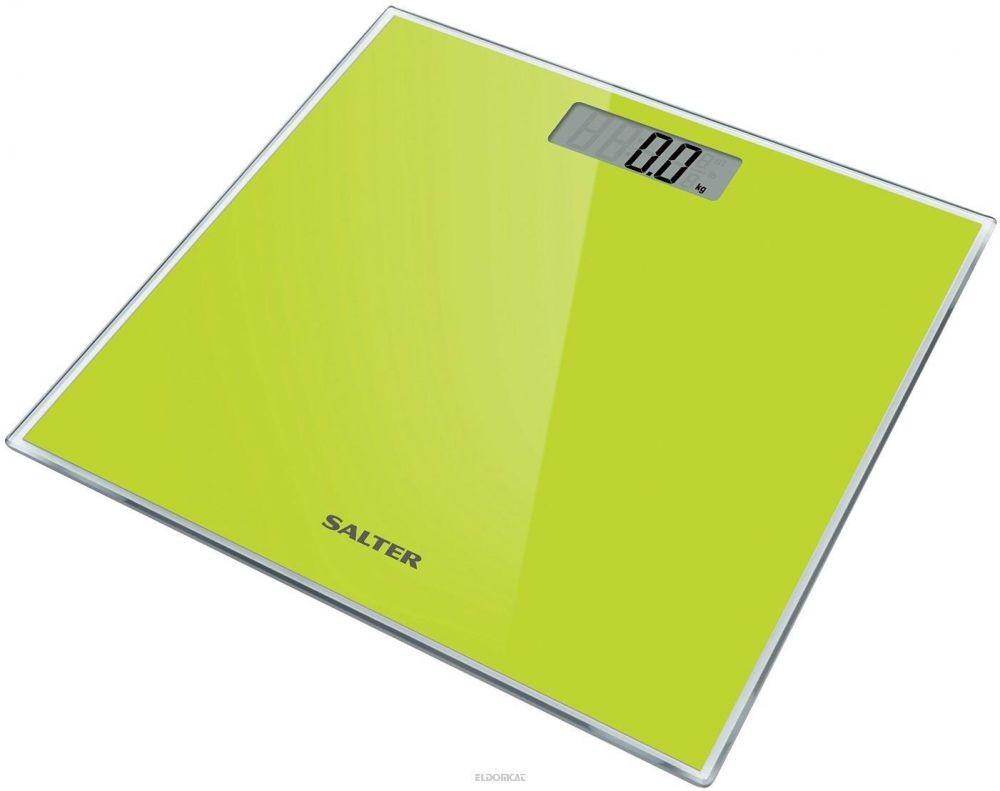 Ζυγαριά Μπάνιου Salter 180kg Glass Πράσινο home   ειδη μπανιου   ζυγαριές σώματος