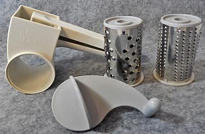 Τυρομηχανάκι Πλαστικό Με 3 Ανταλλακτικά Μαχαίρια home   εργαλεια κουζινας   τρίφτες   μαντολίνα