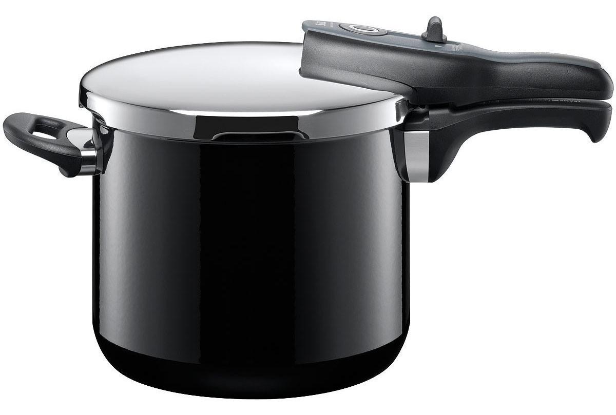 Χύτρα Ταχύτητος Silit 6,5lt Sicomatic T-Plus Black home   σκευη μαγειρικης   κατσαρόλες χύτρες   χύτρες ταχύτητας