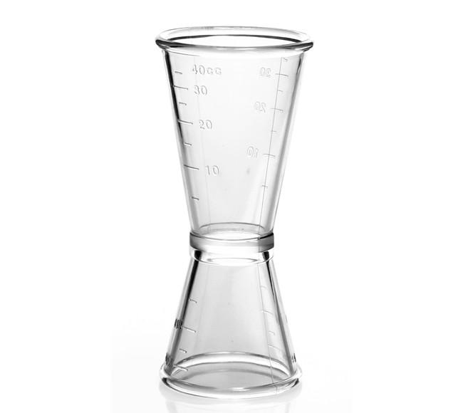 Μεζούρα Ποτών Ακριλική 2-4cl Aps Bar Supply home   αξεσουαρ κουζινας   αξεσουάρ bar