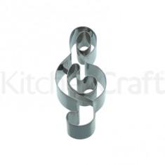Κουπ-Πατ Μεταλλικό Κλειδί Του Σολ  12cm Kitchencraft