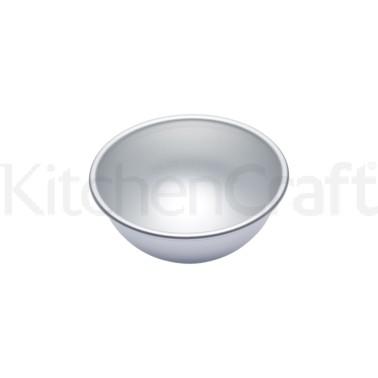 Φόρμα Κεικ Μεταλλική Αντικολλητική Ημισφαίριο 15cm Masterclass home   ζαχαροπλαστικη   φόρμες ζαχαροπλαστικής