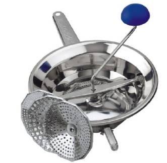 Χορτομηχανή Ανοξείδωτη 20cm Με 3 Μαχαίρια home   εργαλεια κουζινας   εργαλεία μαγειρικής