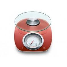Ζυγαριά Κουζίνας Ψηφιακή Soehnle Vintage Style Red