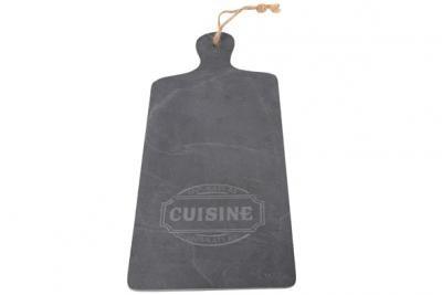 Πλατό Σερβιρίσματος Πέτρα 35cm home   αξεσουαρ κουζινας   επιφάνειες κοπής