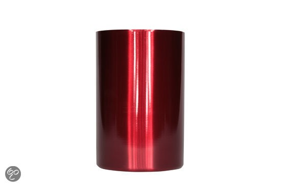 Σαμπανιέρα Inox Κόκκινη Cosy & Trendy home   ειδη σερβιρισματος   κανάτες   καράφες