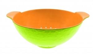 Σουρωτήρι Zak Designs Μελαμίνης Melon home   εργαλεια κουζινας   σουρωτήρια