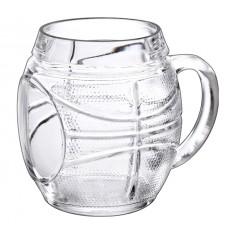 Ποτήρι - Κύπελο μπύρας Basket Borgonovo 0,5lt
