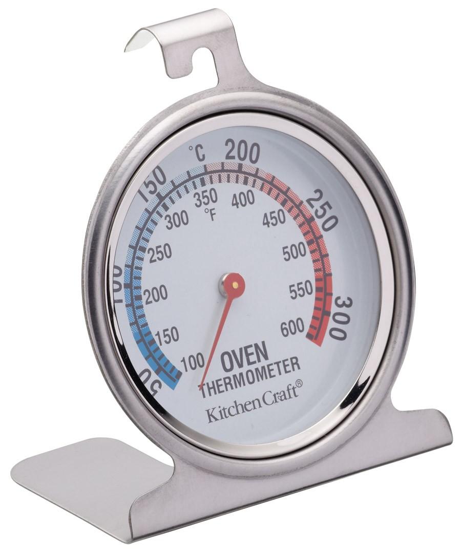 θερμόμετρο φούρνου inox kitchencraft home   εργαλεια κουζινας   θερμόμετρα   χρονόμετρα